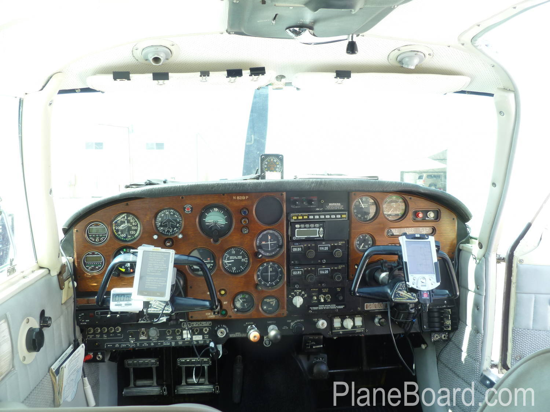 1963 Piper Comanche 250 For Sale N8219p Planeboard