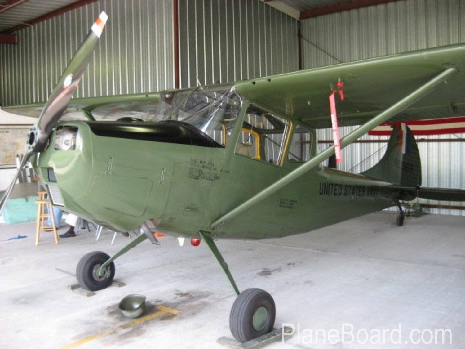 Cessna Bird Dog Project For Sale