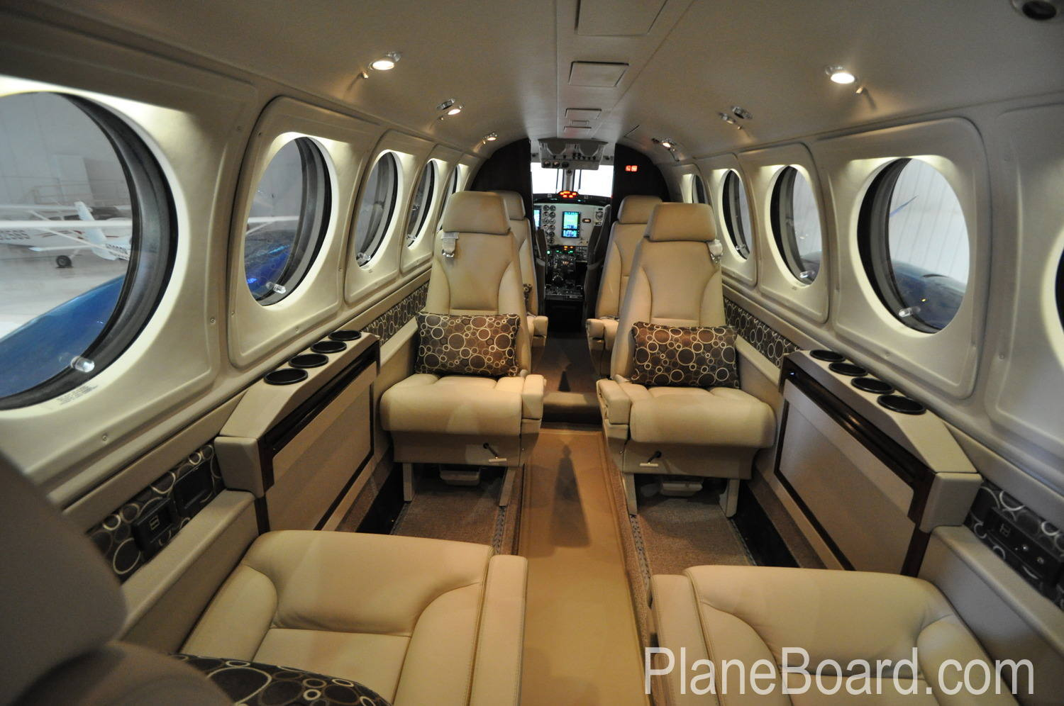 1997 Beechcraft King Air B200 For Sale N204jt Planeboard