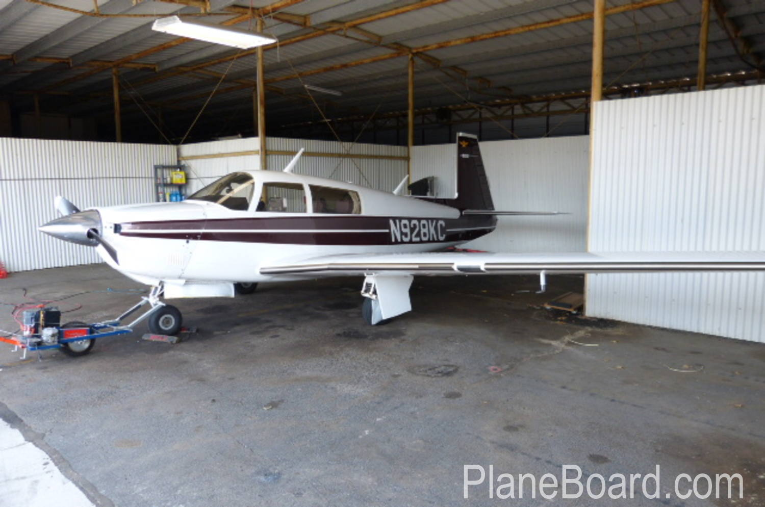 1988 Mooney M20J 201 primary