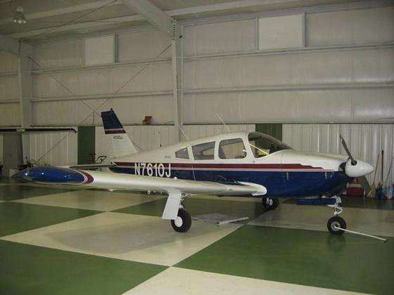 1968 Piper Arrow