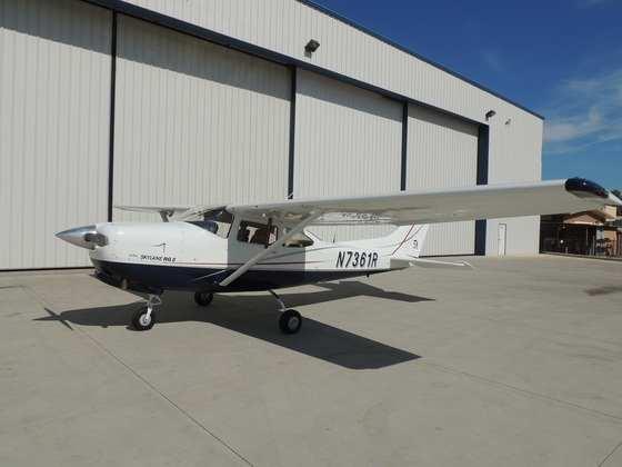 1979 Cessna TR182RG II Skylane