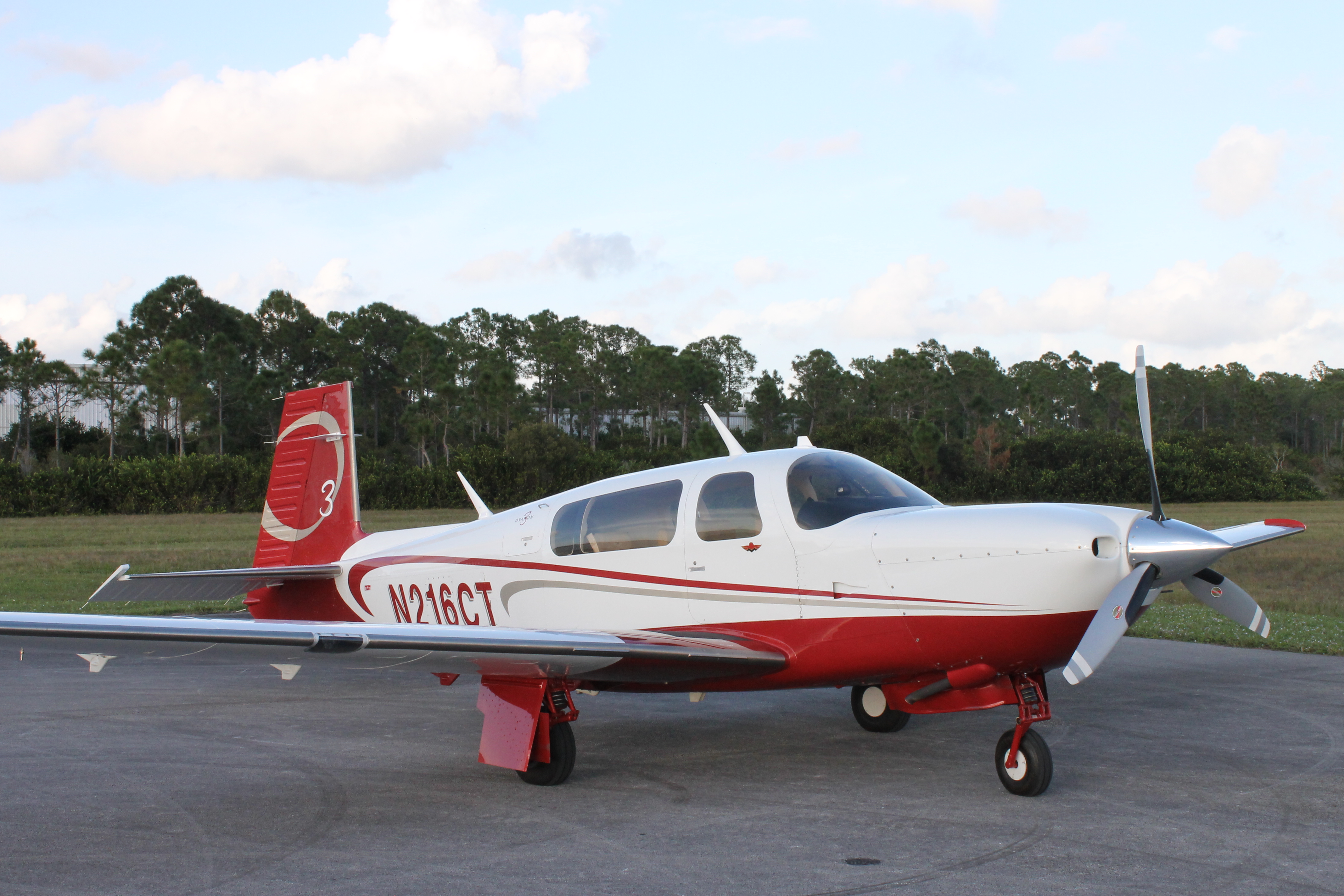 2008 Mooney M20r Ovation3 Gx For Sale N216ct Planeboard