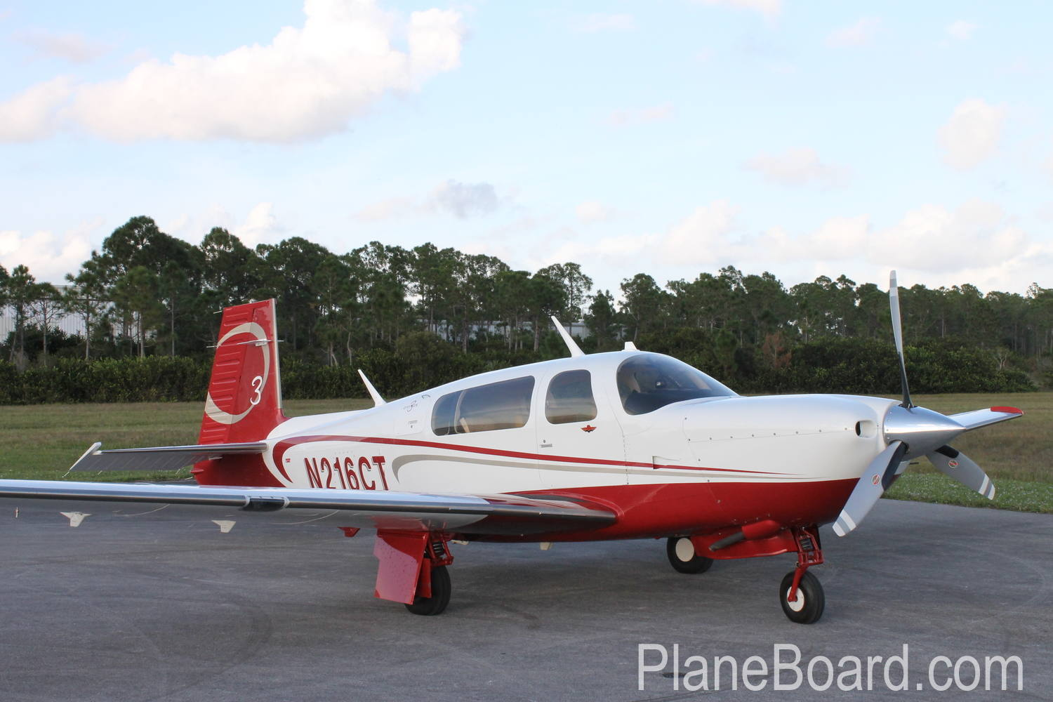 2008 Mooney M20R Ovation3 GX primary