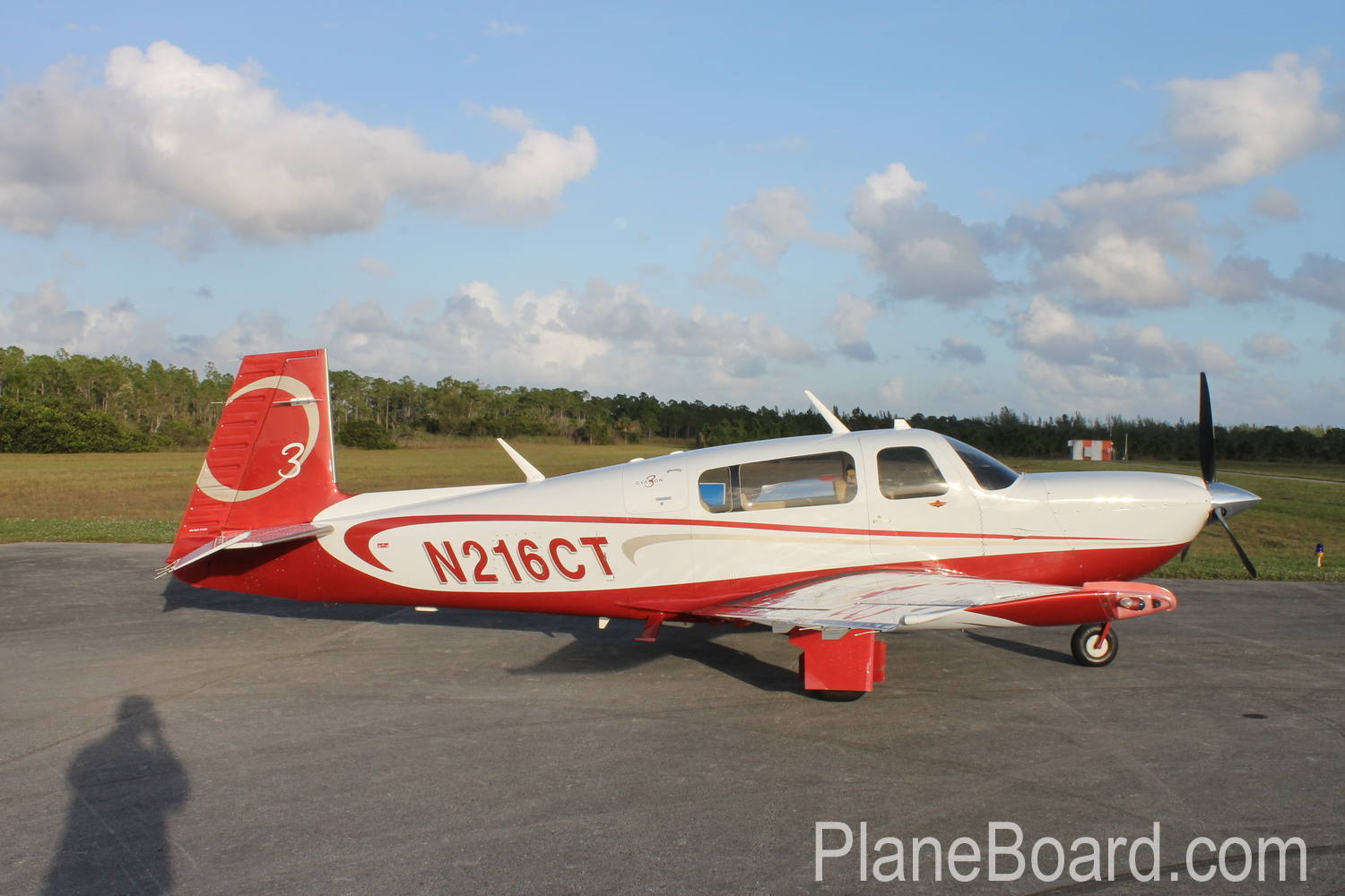 2008 Mooney M20R Ovation3 GX exterior 8