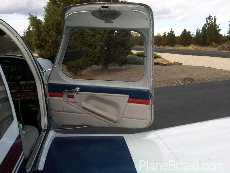 1968 Piper Arrow interior 1
