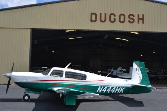 2004 Mooney M20R Ovation2 DX
