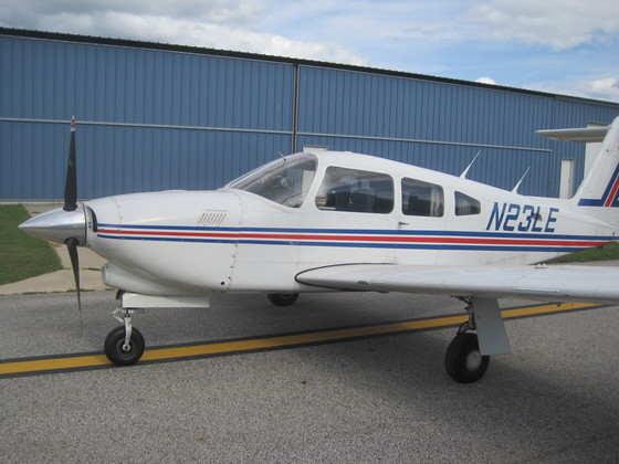 1982 Piper Turbo Arrow IV