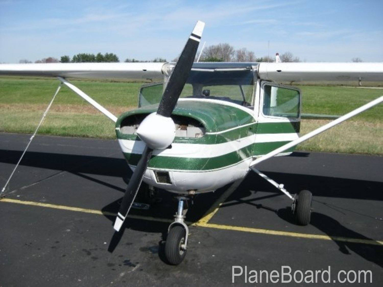 1966 Cessna 150 primary