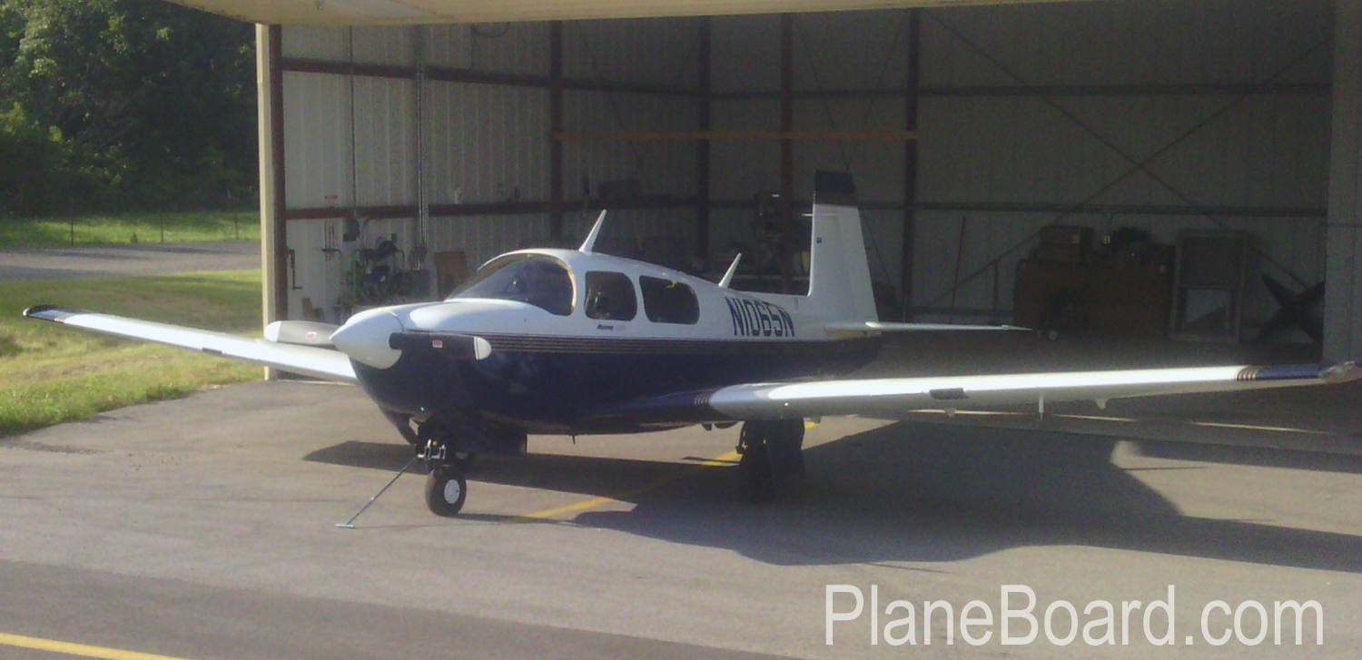 1994 Mooney M20J MSE primary