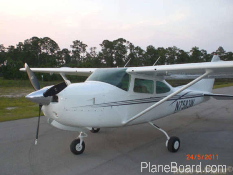 1978 Cessna 182RG Skylane primary