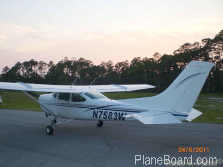 1978 Cessna 182RG Skylane exterior 0