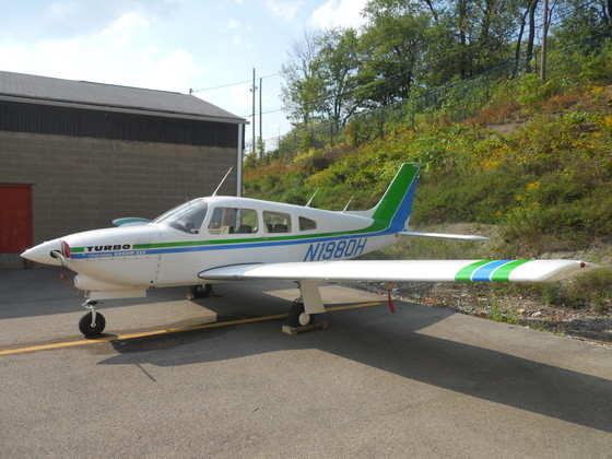 1977 Piper Turbo Arrow III