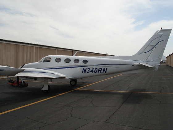 1980 Cessna 340A
