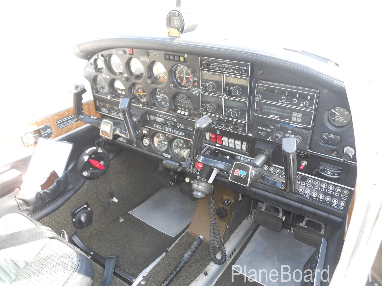 1977 Piper Turbo Arrow III interior 2