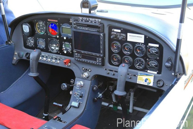 2004 Alpi Pioneer 200 interior 0
