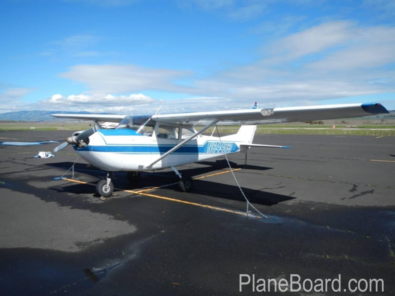 1967 Cessna 172 primary