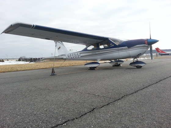 1973 Cessna 177