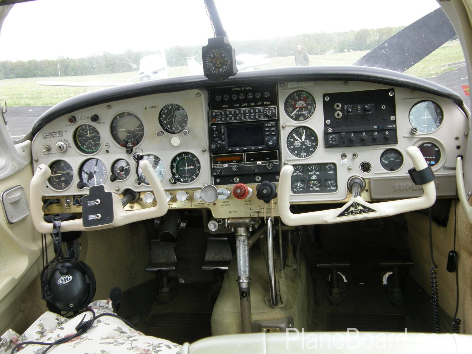 1965 Mooney M20E Chapparal exterior 43