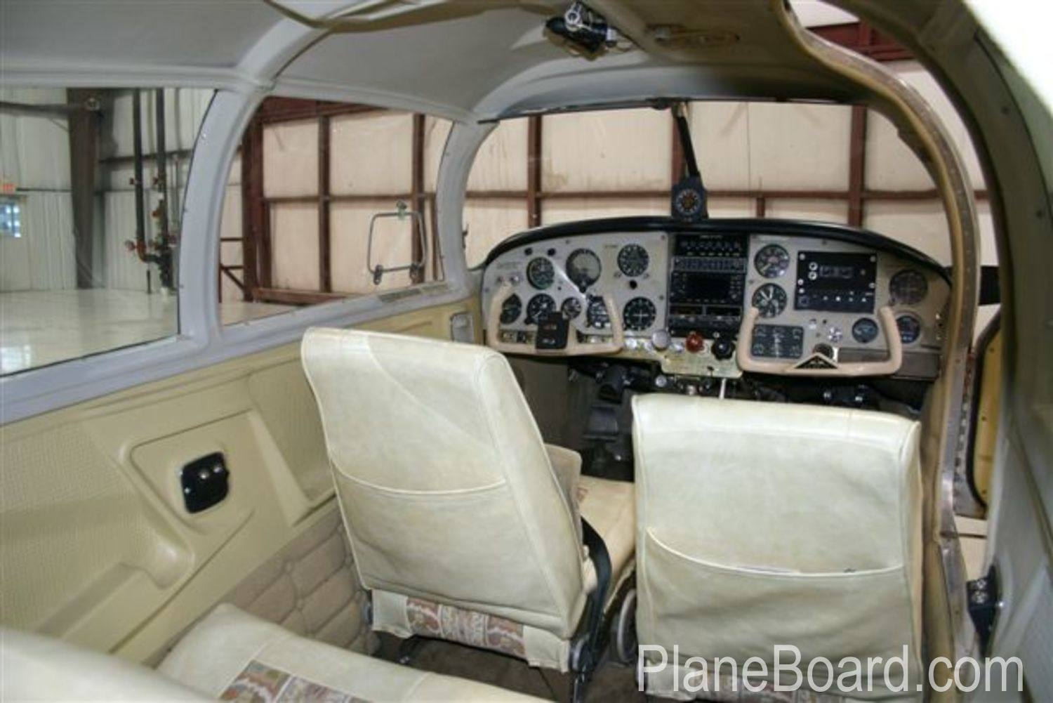 1965 Mooney M20E Chapparal exterior 31