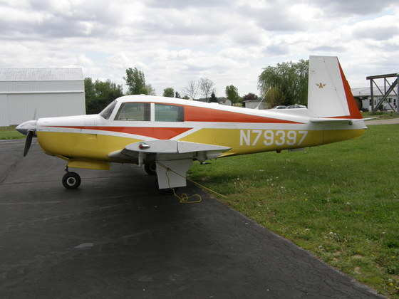 1965 Mooney M20E Chapparal