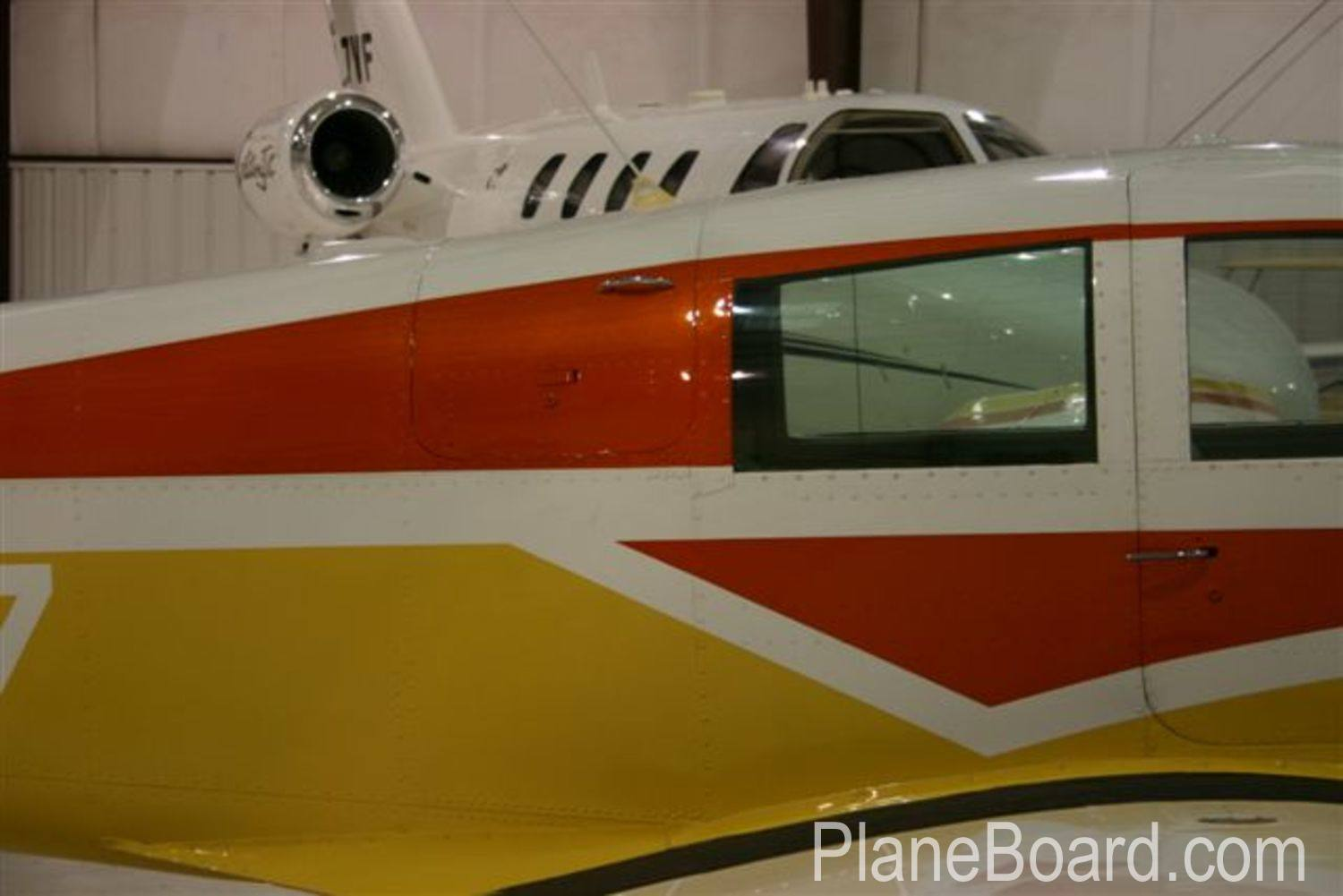 1965 Mooney M20E Chapparal exterior 36