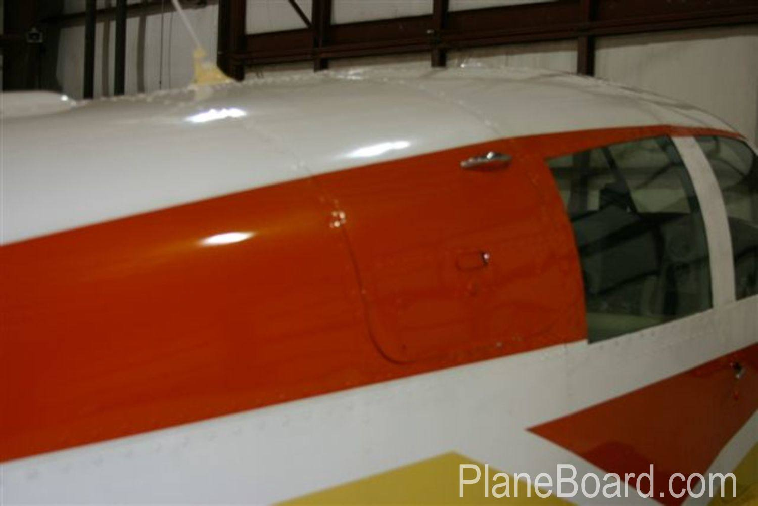 1965 Mooney M20E Chapparal exterior 38
