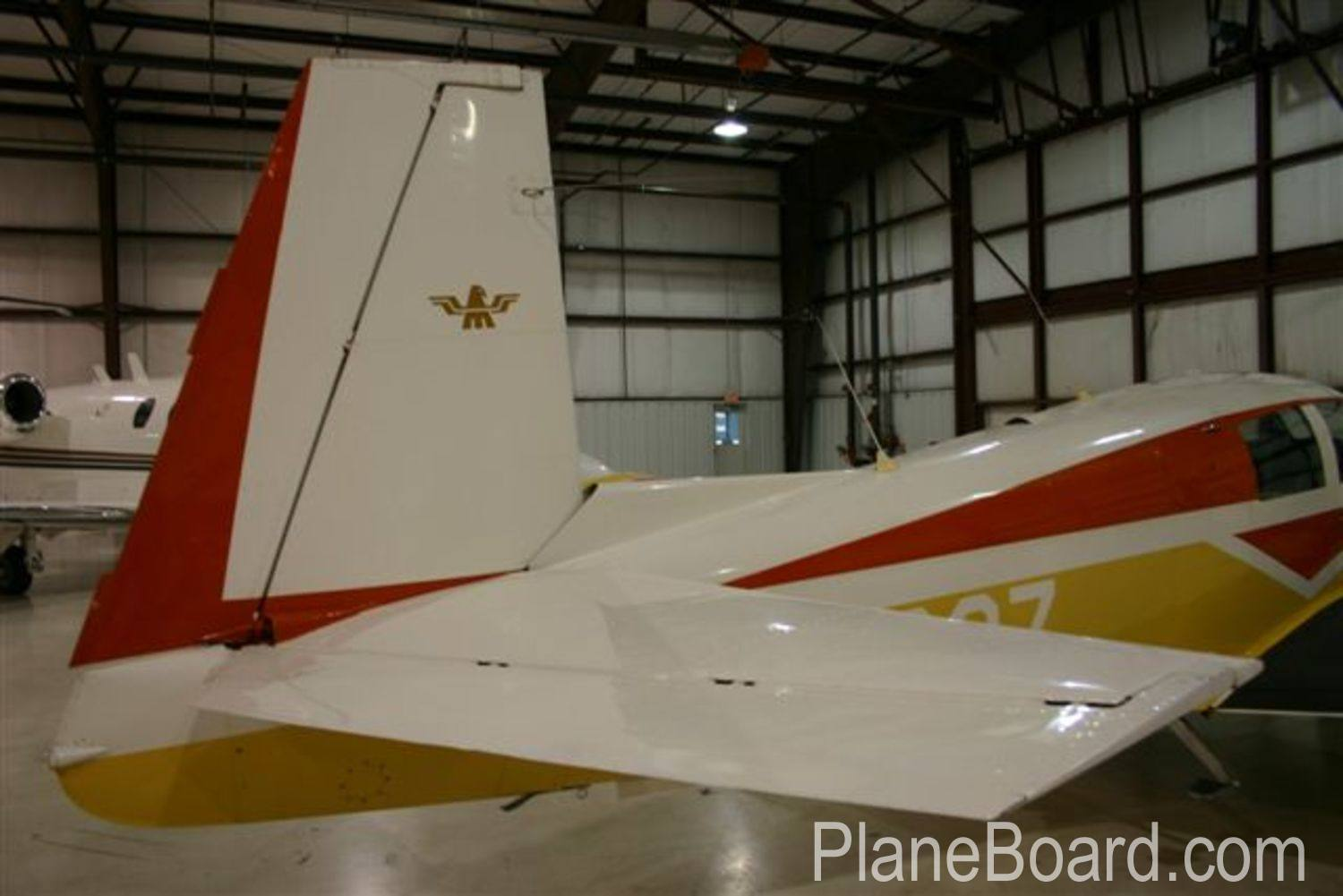 1965 Mooney M20E Chapparal exterior 39