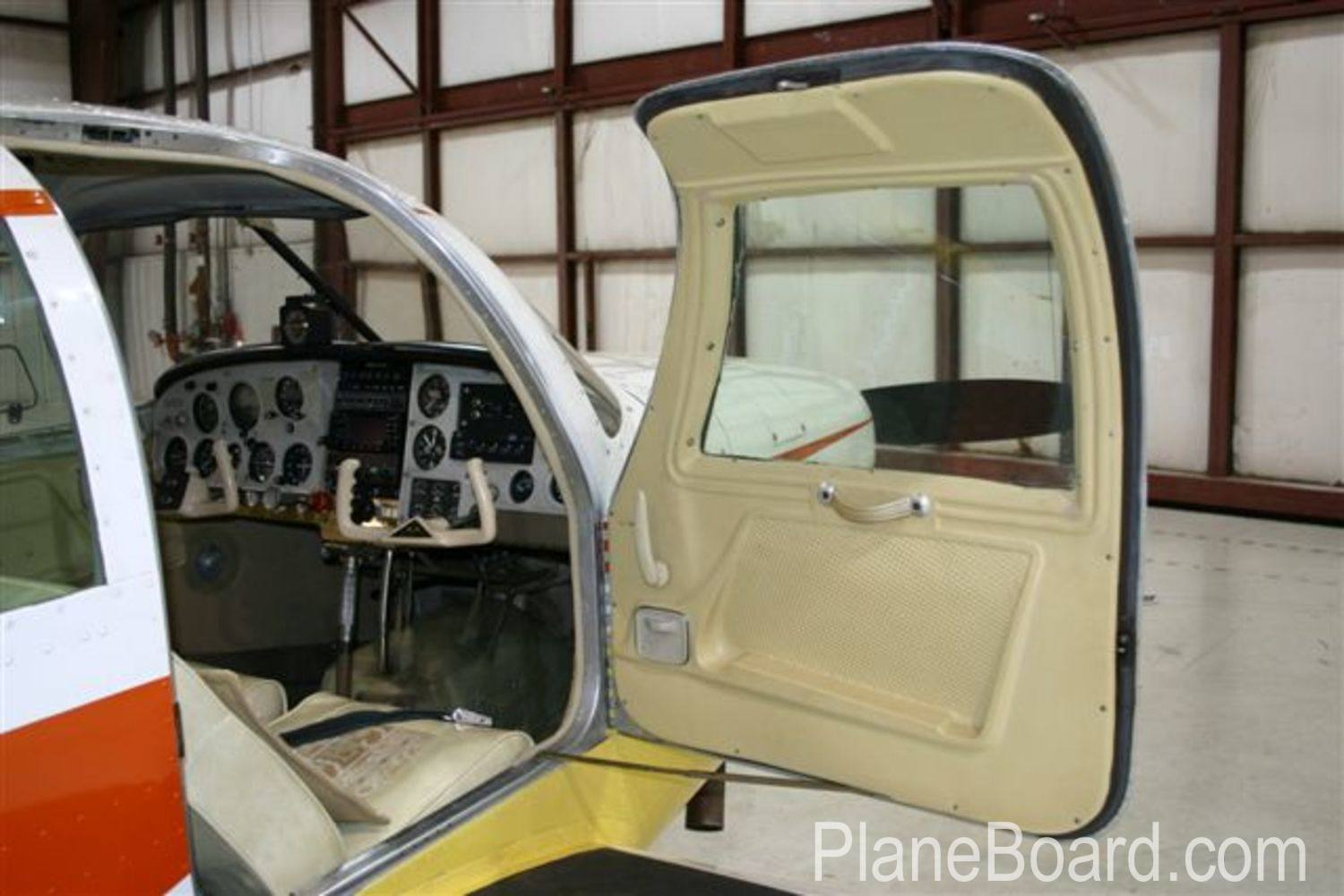 1965 Mooney M20E Chapparal exterior 40