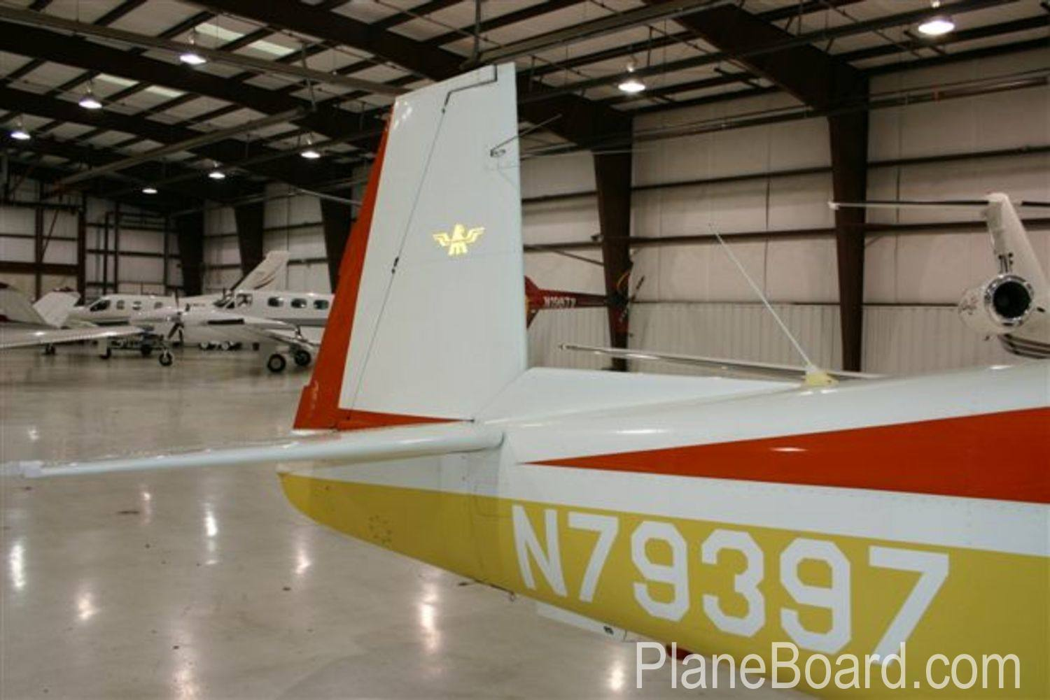 1965 Mooney M20E Chapparal exterior 41