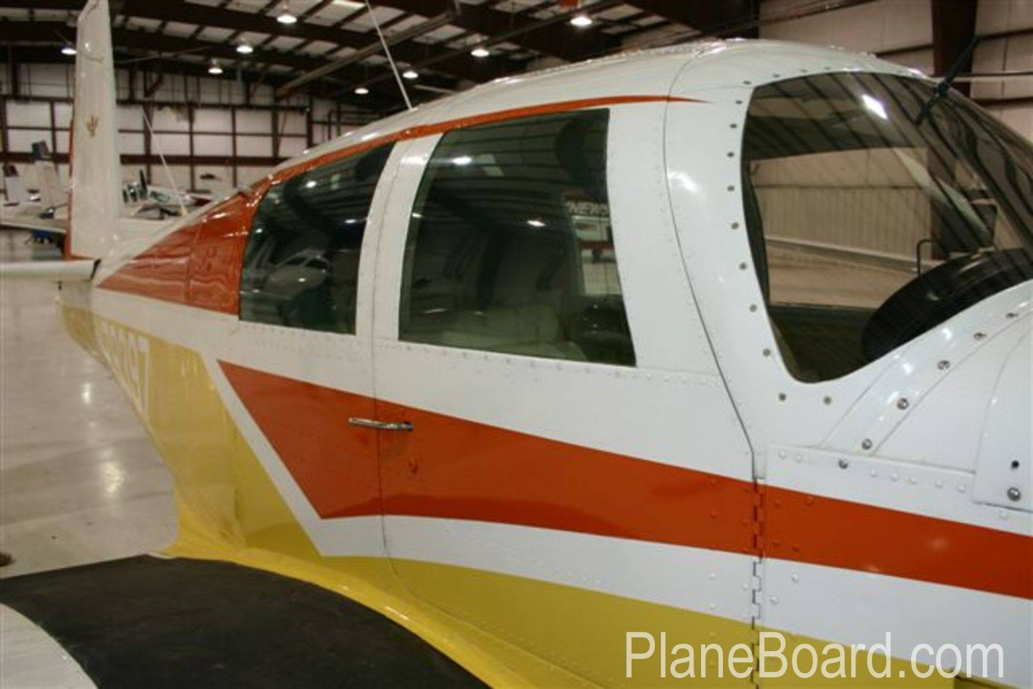 1965 Mooney M20E Chapparal exterior 17