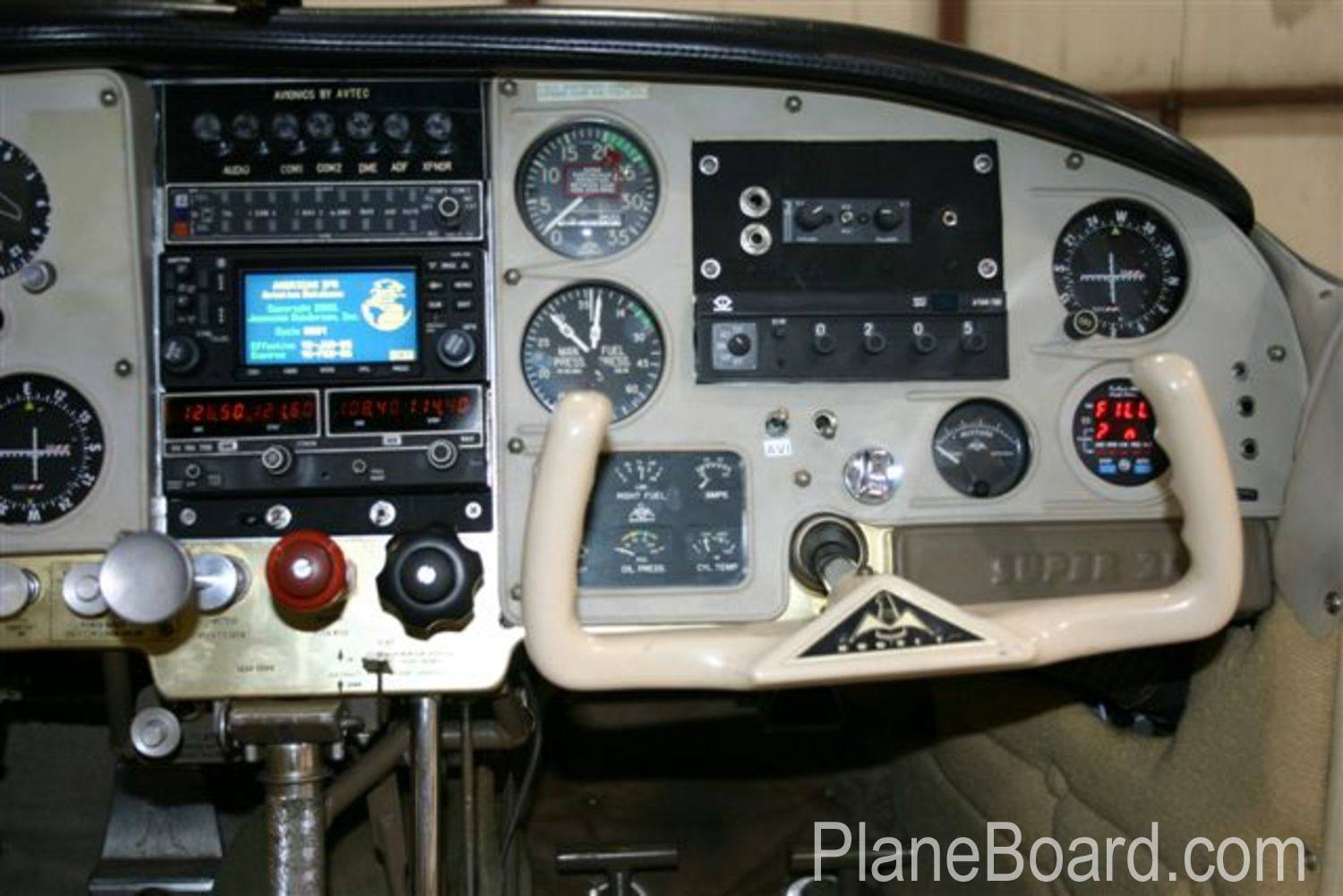 1965 Mooney M20E Chapparal exterior 21