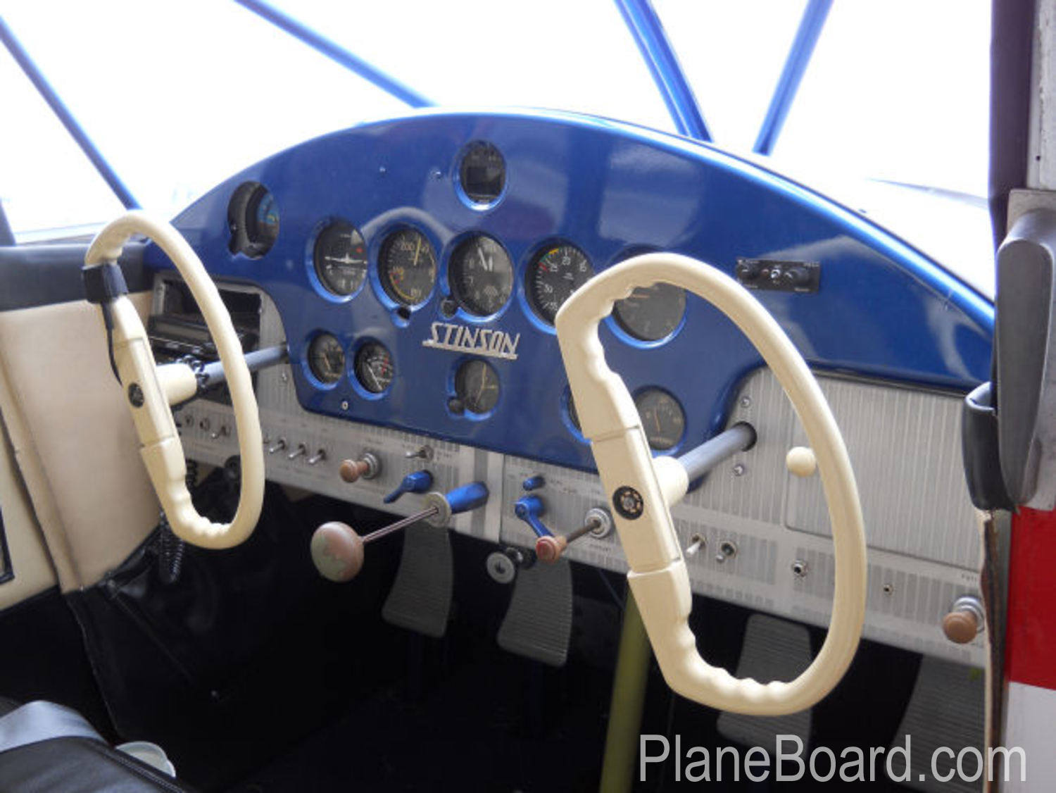 1946 Stinson 108 For Sale N97113 Planeboard