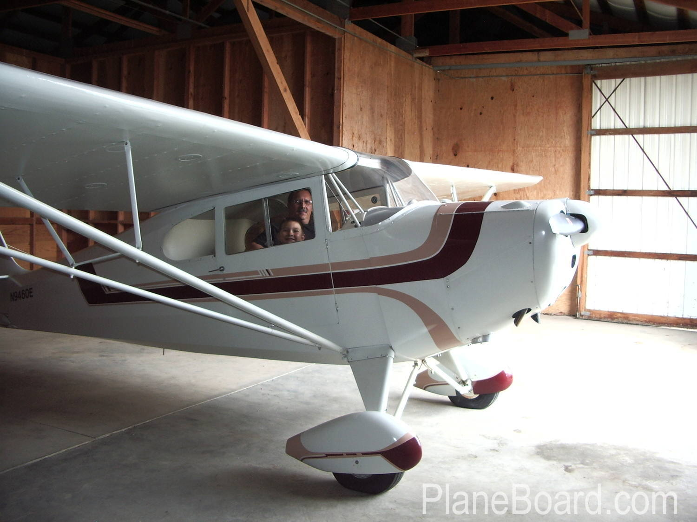 1946 Aeronca 11AC Chief exterior 0
