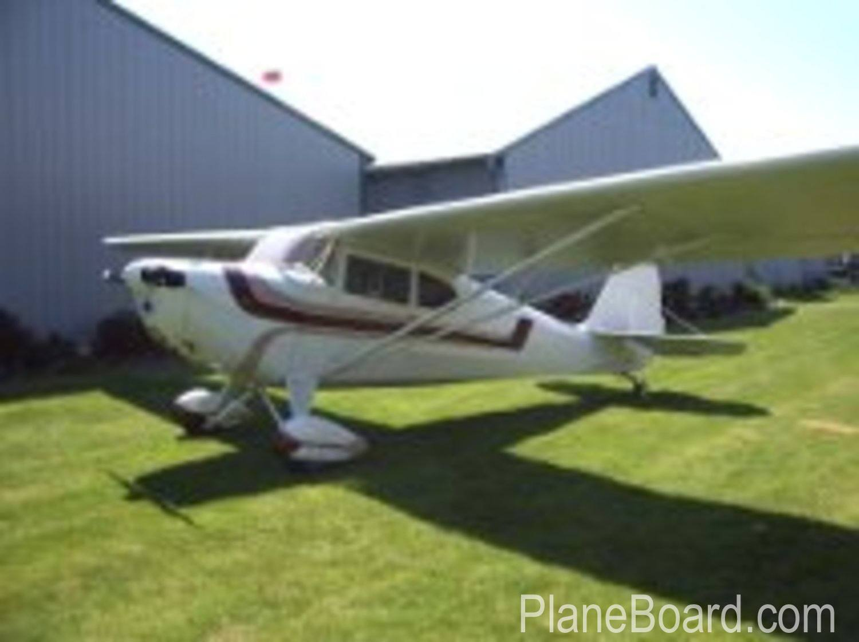 1946 Aeronca 11AC Chief primary