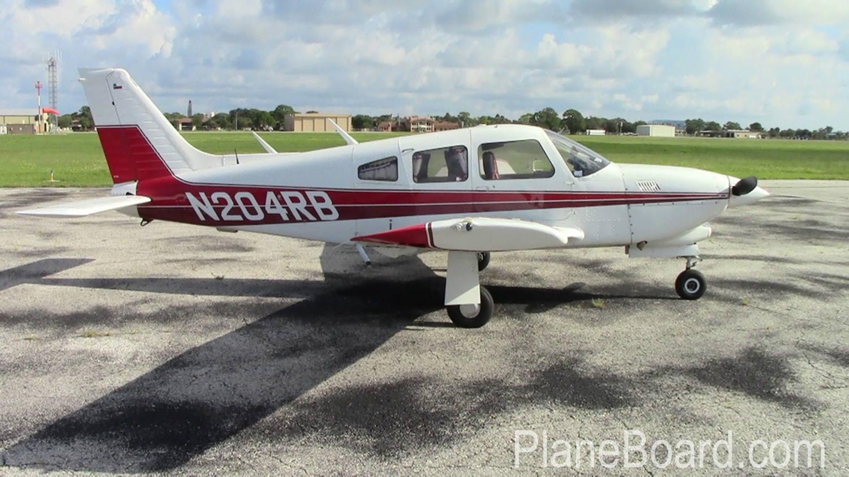 1977 Piper Arrow III primary