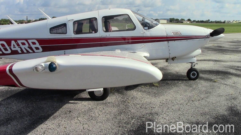 1977 Piper Arrow III exterior 8