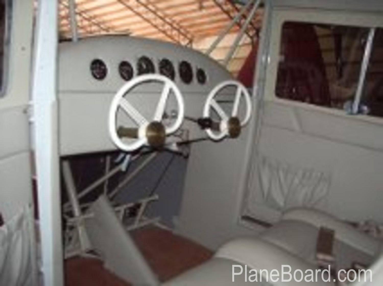 1946 Aeronca 11AC Chief interior 1