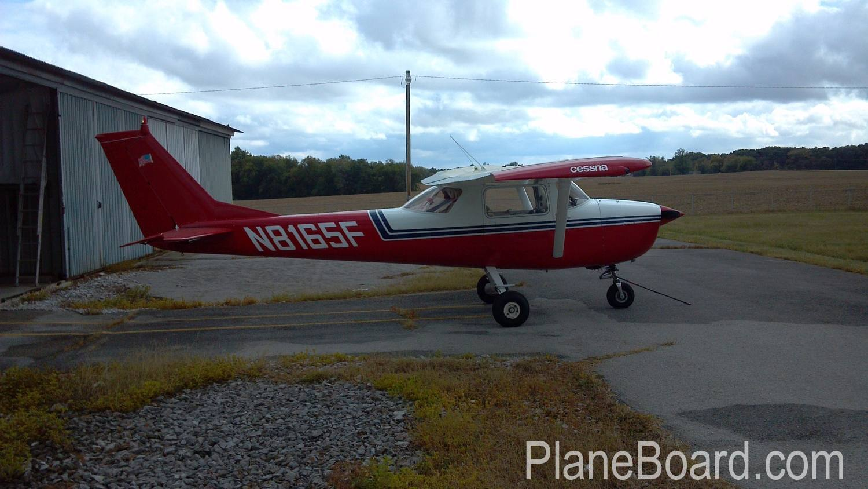 1966 Cessna 150 exterior 0