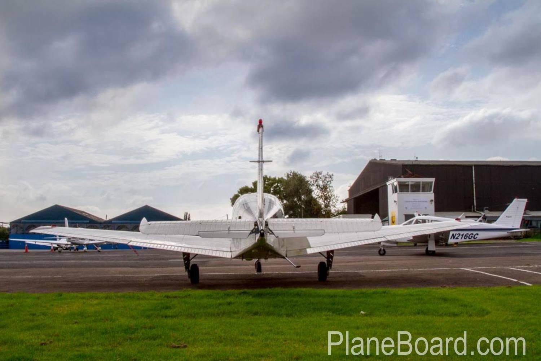 1985 Beechcraft A36 Bonanza exterior 0