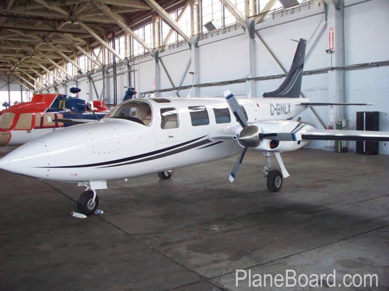 1979 Aerostar 700 Superstar exterior 0