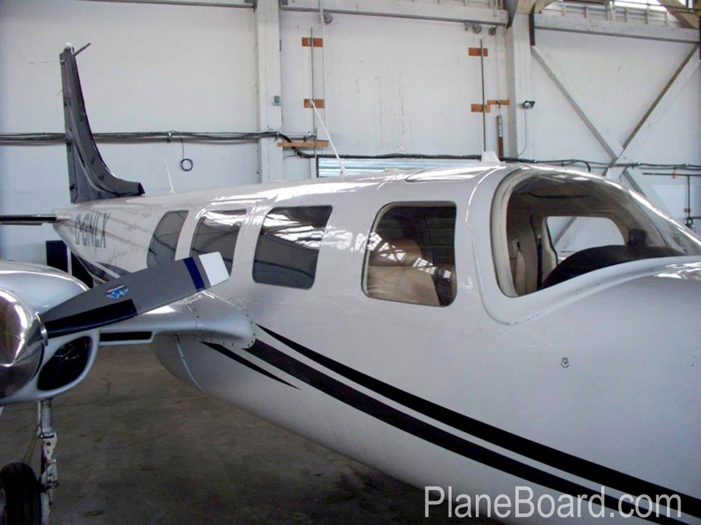 1979 Aerostar 700 Superstar exterior 1