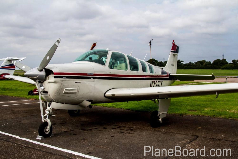 1985 Beechcraft A36 Bonanza primary