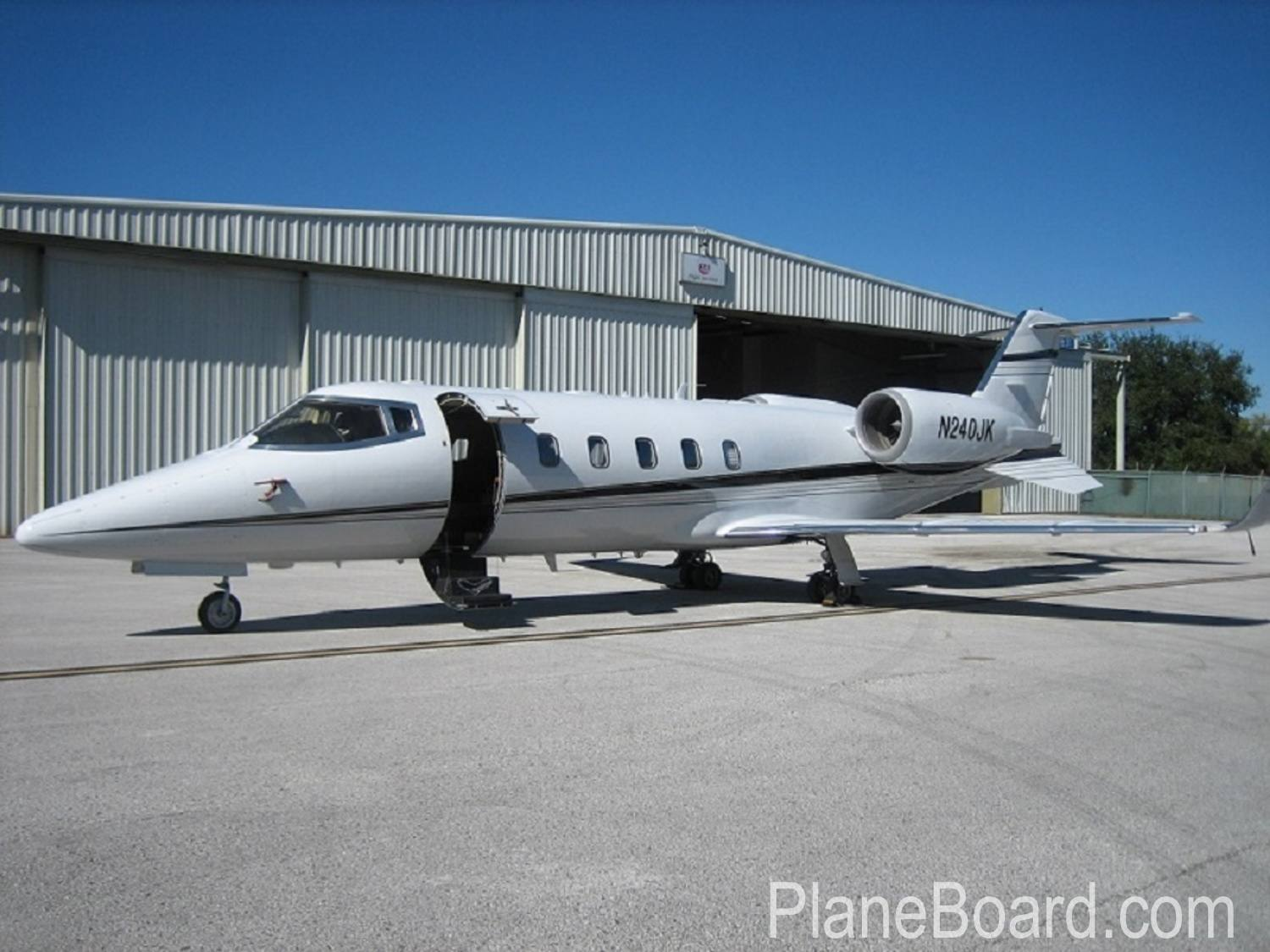 1998 Learjet 60 primary