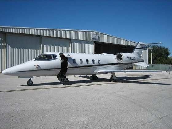 1998 Learjet 60