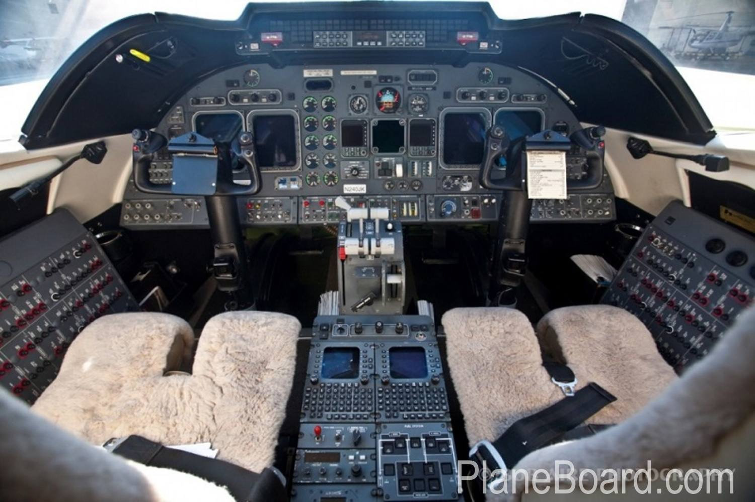 1998 Learjet 60 For Sale N240jk Planeboard