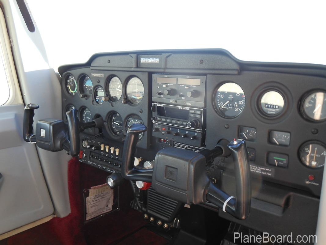 1974 Cessna 150 For Sale N10947 Planeboard