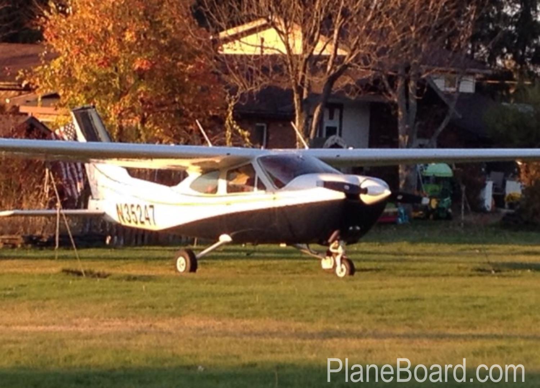 1975 Cessna 177/180 Conversion primary
