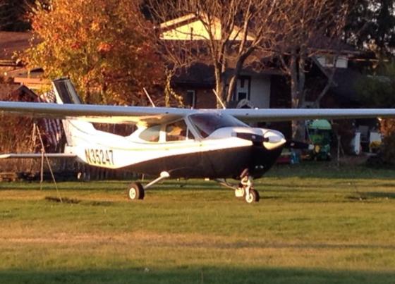 1975 Cessna 177/180 Conversion