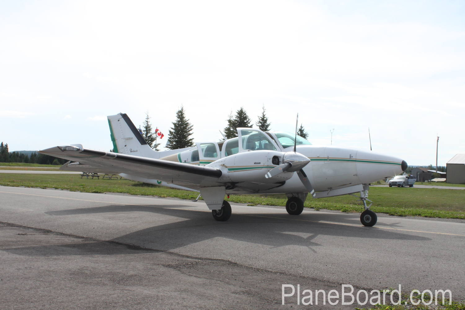 1976 Beechcraft 58 Baron primary